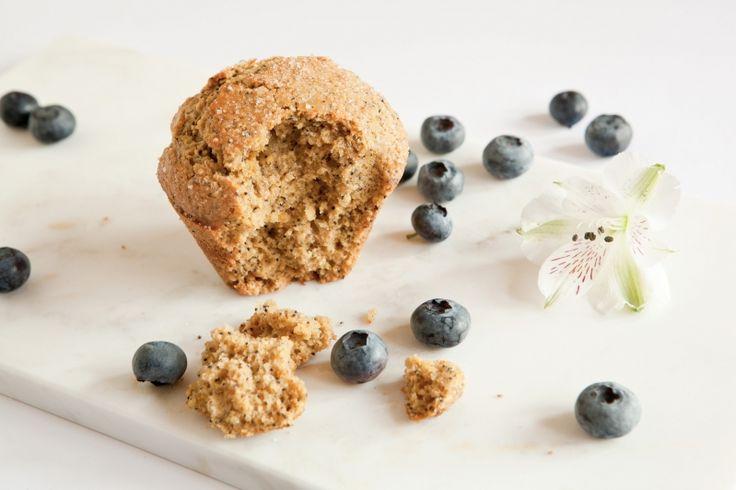 Kitchenette - Muffiny s jáhly a mákem