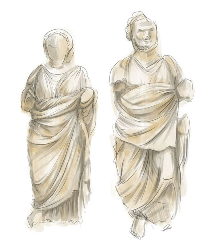 #conceptart #cart #art #ancient #statue #sculpture #ancientgreece #illo #illustration #digitalart #photoshop #showyourwork #illustratorsoninstagram #artlife #artist #conceptartist #prague #czechillustrators