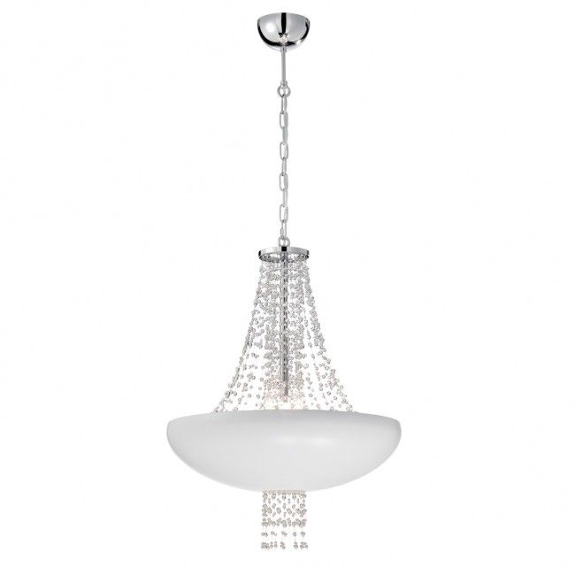 Eurofase 28108 023 lopez 8 light pendant