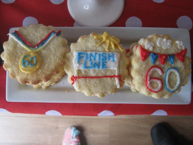 17 Best images about 60th Marathon Party on Pinterest ...