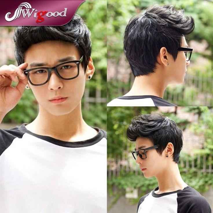 $14.95 (Buy here: https://alitems.com/g/1e8d114494ebda23ff8b16525dc3e8/?i=5&ulp=https%3A%2F%2Fwww.aliexpress.com%2Fitem%2FFashion-Man-Dark-Brown-Light-Brown-Black-Short-Straight-Wig-Natural-Synthetic-Hair-Wigs-Free-wig%2F32655010801.html ) Fashion Man Dark Brown Light Brown Black Short Straight Wig Natural Synthetic Hair Wigs+Free wig cap for just $14.95