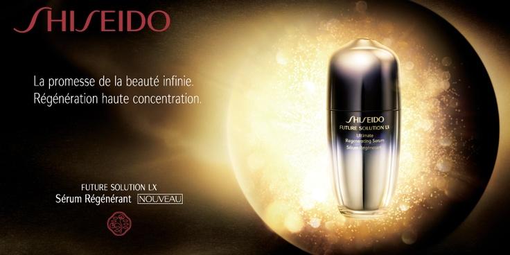 Costumers - Shiseido