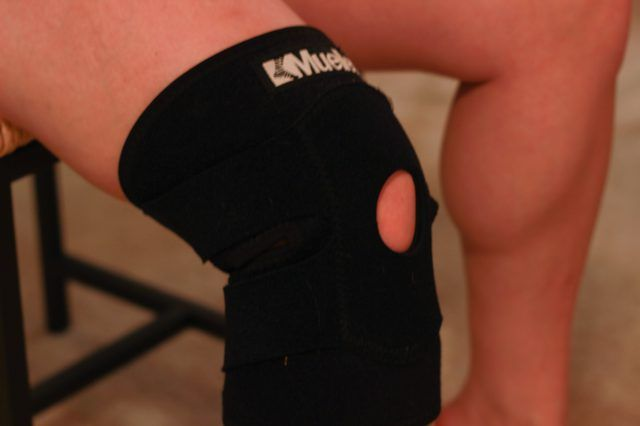 how to help over stretched ligaments