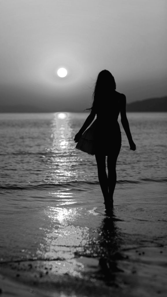 """""""There was a reason that she was so romantic about the moon.  It never asked her questions or begged for the answers nor did she ever have to prove herself to it.  It was always just there- breathing, shining, and in ways most humans can't understand; listening."""" ~Christopher Poindexter"""