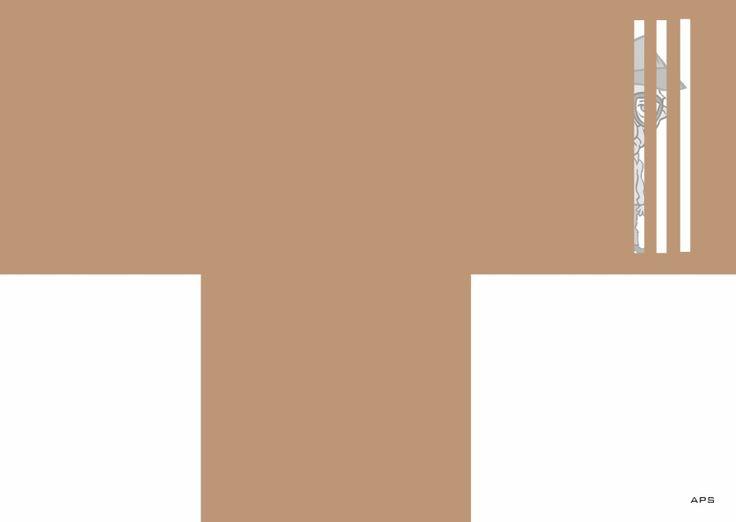 APS Architecture and Design: Vivienda unifamiliar para Alvy Singer , protagonis...