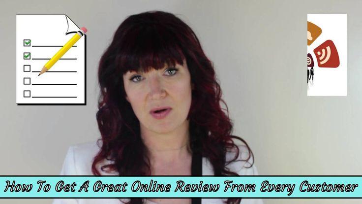 Get Great Reviews! #Entrepreneur #Tips