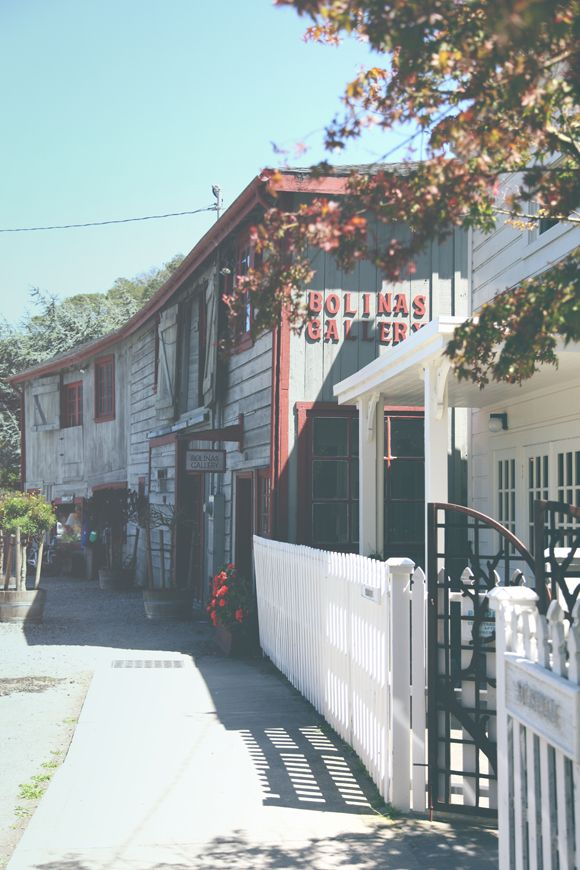Off The Beaten Path: San Francisco | Free People Blog Bolinas