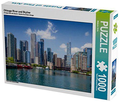 Chicago River und Skyline 1000 Teile Puzzle quer: Klassis... https://www.amazon.de/dp/B01KZN98Z4/ref=cm_sw_r_pi_dp_x_B3RqybYFBWWBD #Puzzle #1000 #1000Teile #Geschenk #Weihnachten #Spielzeug #Basteln #Spass #Beschäftigung #Chicago #Stadt #USA #skyline #Hochhäuser
