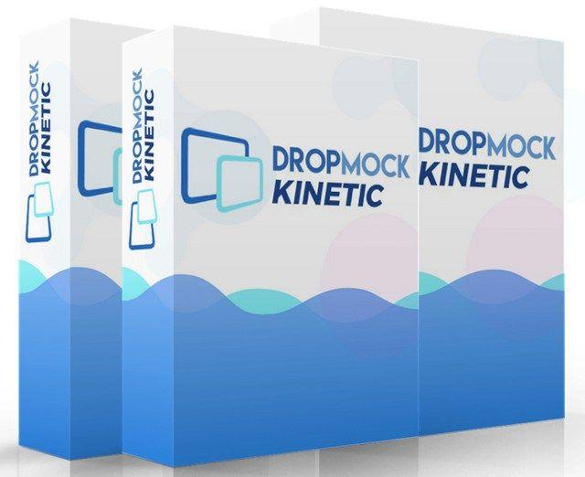 Kinetic DropMock Blockbuster Video Creation Software by Lee Pennington