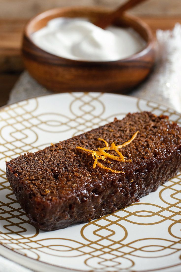 NYT Cooking: Chocolate and orange are a traditional pairing, but not one that I've always liked. Chocolate has all the muscle in the partnership. It mocks the pleading, too-sweet orange. But there is such a difference when you use Seville oranges. The plain cocoa-dark loaf here, drenched in bitter orange syrup, is unfussy but sensational. The syrup permeates the cake unevenly, so that ...