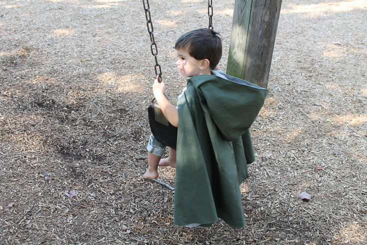 Reversible Hooded Kid's Cape Sewing Pattern, Toddler superhero cape tutorial, children's sewing pattern Digital Download PDF by stickysugarstitches on Etsy