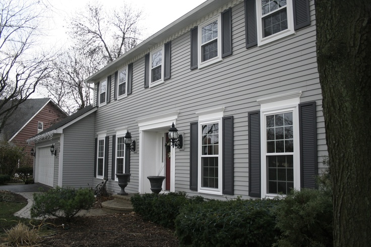 Alside Vinyl Siding Fantastic Homes Pinterest Vinyl