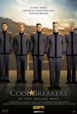 Code Breakers: In 1951, a cheating scandal rocks West Point academy, as 83 cadets -- including the son of the school's football coach (Glenn) -- are implicated and ultimately dismissed. Description from solarmovie.fm. I searched for this on bing.com/images