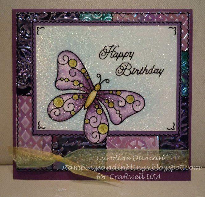 504 best elizabeth craft designs images on pinterest for Elizabeth craft designs glitter