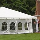 40'x80' fiesta frame tent with cathedral walls