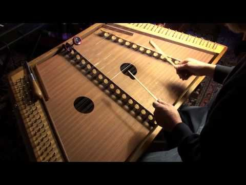 the ash grove played by bill spence on the hammered dulcimer