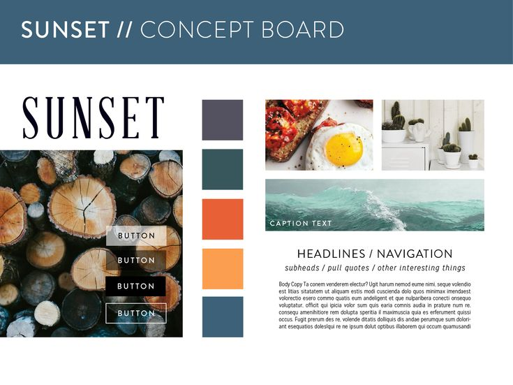 concept boards design - Buscar con Google