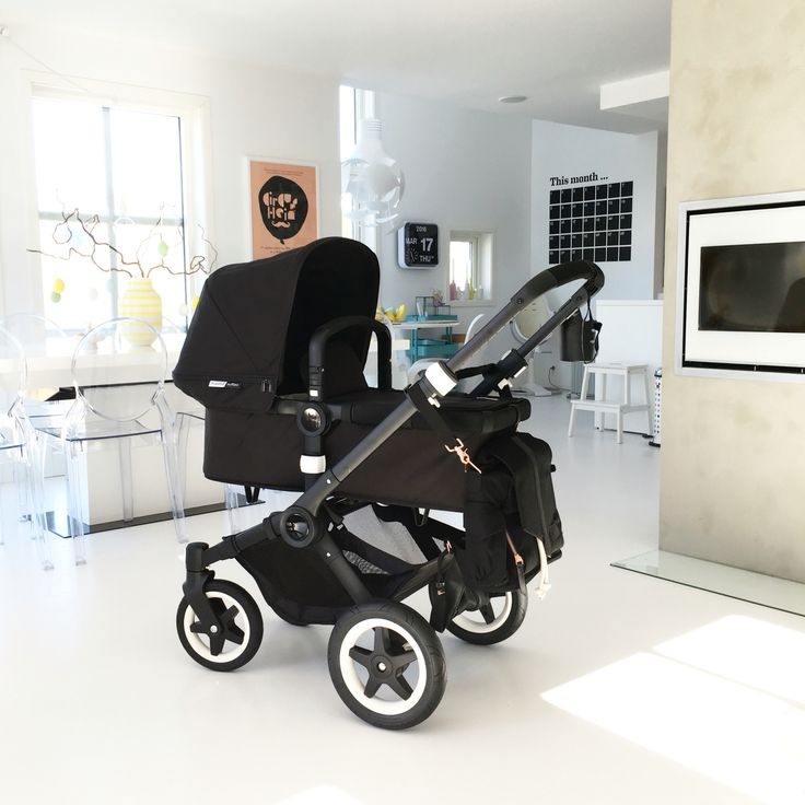 Bugaboo buffalo - our stroller