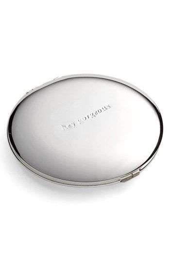 kate spade new york 'hey gorgeous' compact mirror