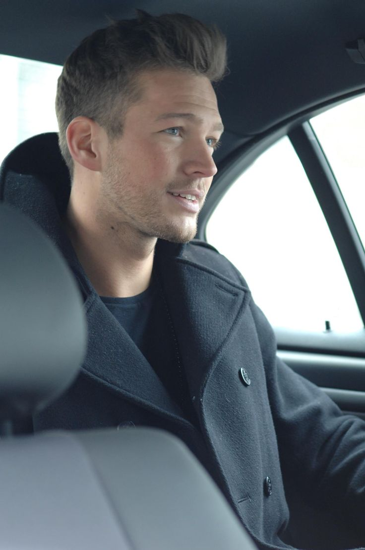in taxi #marvinalbrecht #model #fashion #style #look # ...