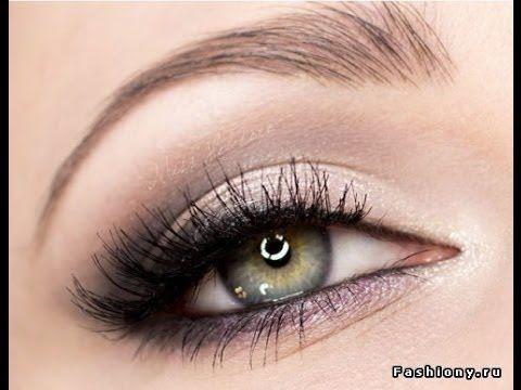 Как подобрать тени к зелёным глазам? Самые популярные варианты макияжа для зелёных глаз. Как сделать макияж для маленьких глаз? Какие цвета не идут к зелёным глазам?