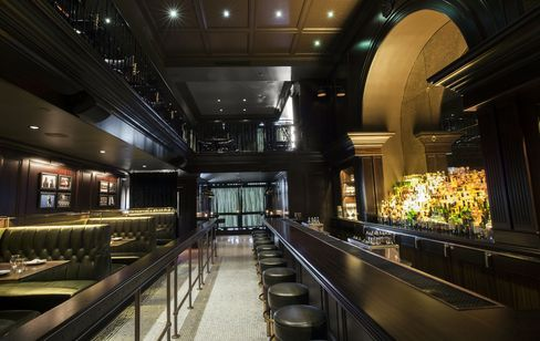 No. 8, the Nomad Bar in Manhattan. Fun fact: its sister restaurant just started doing classic Italian Sunday suppers.