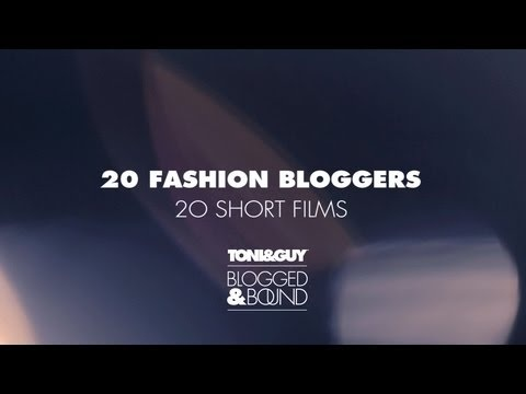 TONI Blogged & Bound profiles 20 influential fashion bloggers