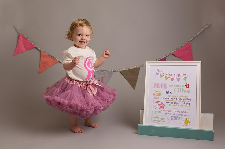 This lovely idea lets you celebrate your child's first birthday