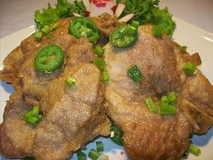Fried Pork Chops from Thai Chefs Restaurant in Santa Clarita, CA