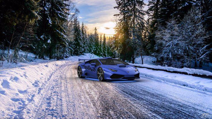 Checkout my tuning #Lamborghini #Huracan 2015 at 3DTuning #3dtuning #tuning
