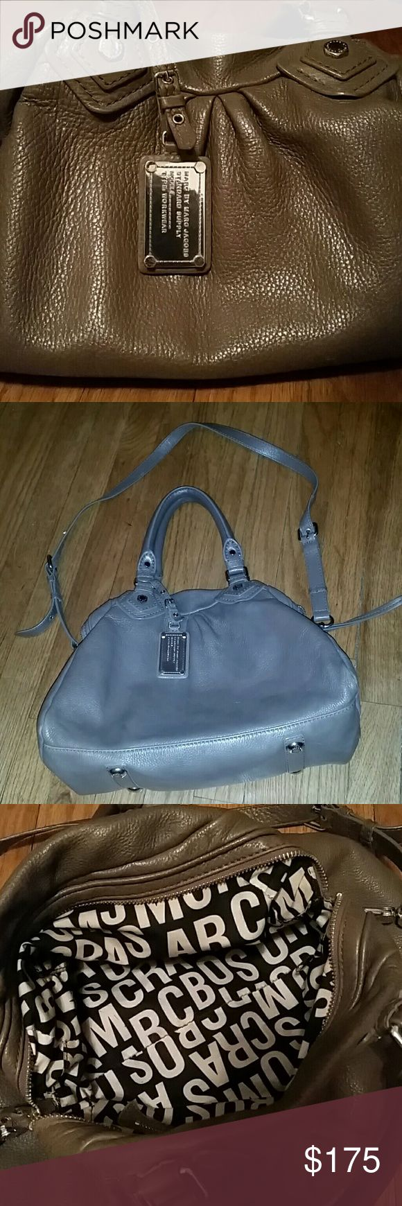 Marc by Marc Jacobs - 2012 Taupe colored, leather, hobo style Marc by Marc Jacobs Bags Hobos