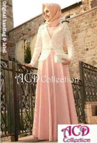 Model Baju Gamis Brokat S141 Murah | kaoskeren.net: Maxi Dresses, Hijab Dresses, Dress Brokat, Baju Gamis, Brokat S141, Gamis Brokat, Muslim Fashion, Brokat Dress Muslim, Muslim Dress