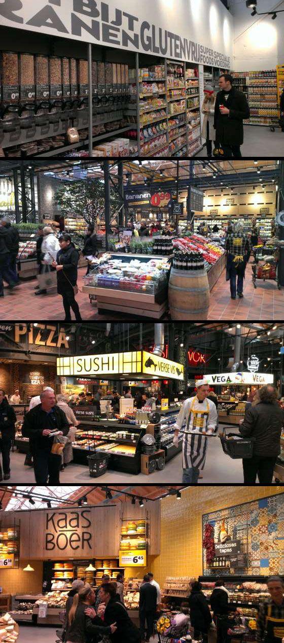 Jumbo Foodmarkt - Amsterdam