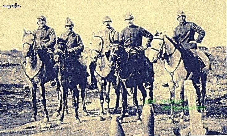 Çanakkale Savaşları 1915