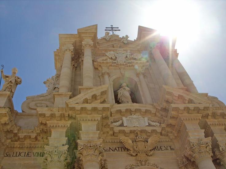 Ortigia Cathedral, Syracuse