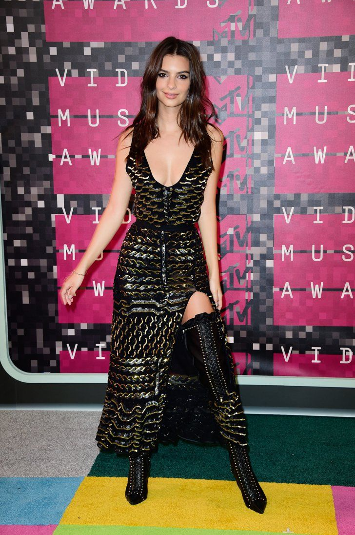 Pin for Later: The VMAs Have the Sexiest Looks We've Seen All Summer Emily Ratajkowski In Altuzarra.