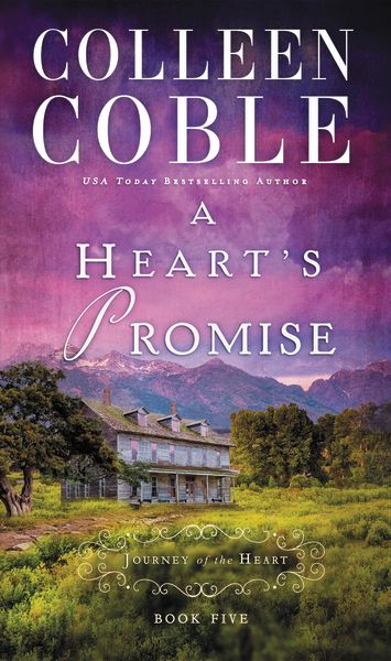 Book Five Of The Journey of the Heart Book Series By Colleen Coble