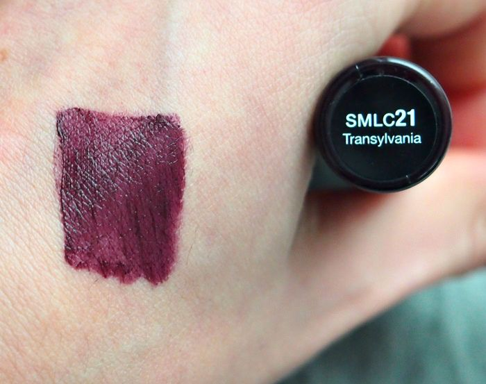 NYX soft matte lip cream SMLC21