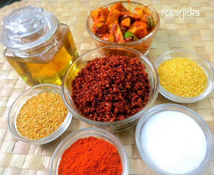 Punjabi Garam Masalas