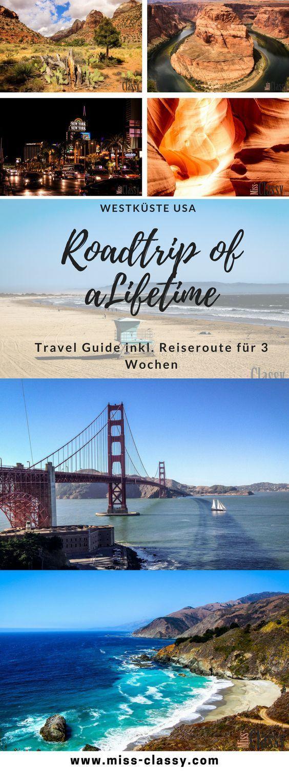Roadtrip of a Lifetime – Westküste USA