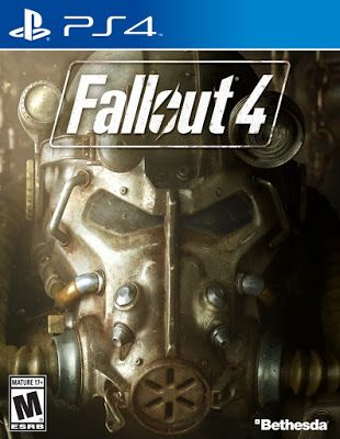 Electronics LCD Phone PlayStatyon: Fallout 4 - PlayStation 4