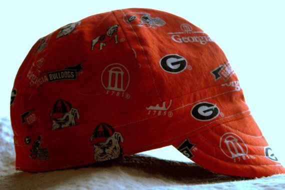 286151c0d74 Reversible Georgia Bulldogs Welding hat