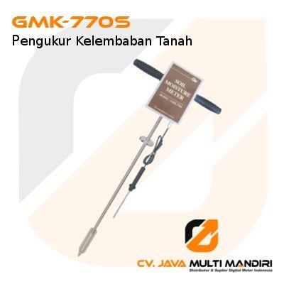 Pengukur Kelembaban Tanah GMK-770S