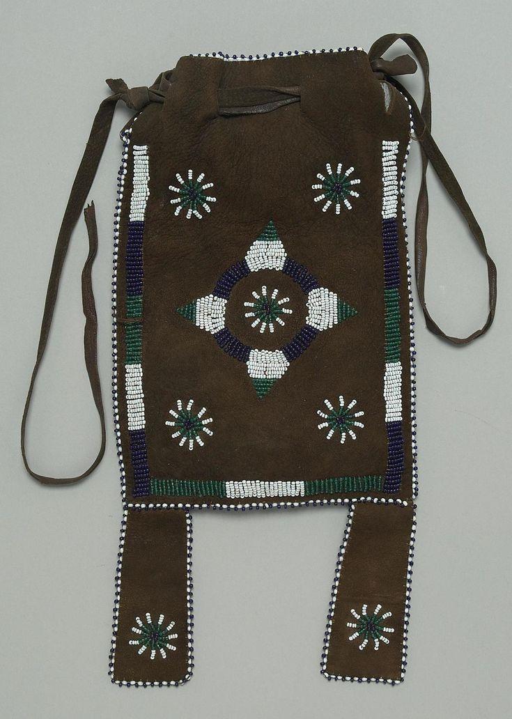 Сумочка, Равнинные Апачи. Оклахома.