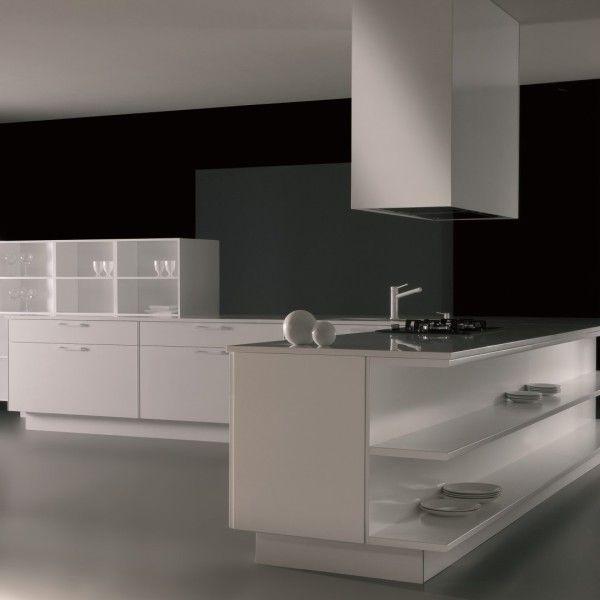 MODELO MARE BIANCO A Través Del Uso Dominante Del Color Blanco Se Genera Un  Espacio Contemporáneo