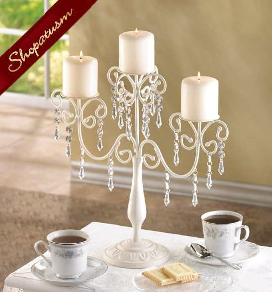 Buy Ivory Elegance Candleabra At Wholesale Prices We Offer A Large Selection Of Cheap Candle Holders If You Need In