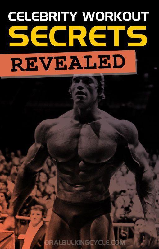 #celebrity #workout #secrets revealed #crazybulk #testomax #testosterone