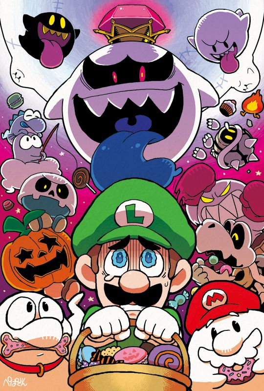 Luigi                                                                                                                                                                                 More