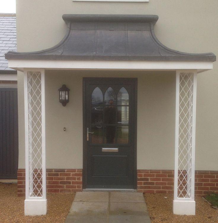Holton Gate porch detail