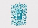 Tea towel by Polkka Jam sold by Stoel 13